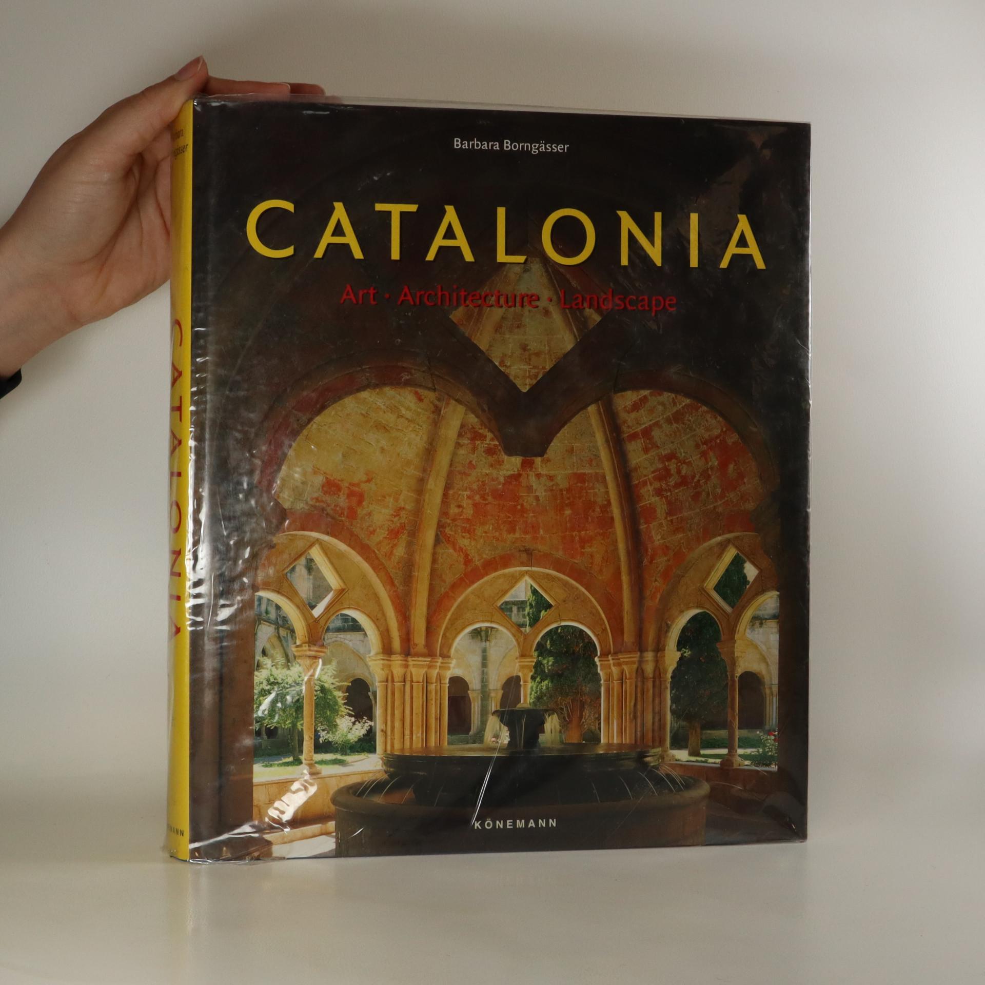 antikvární kniha Catalonia , neuveden