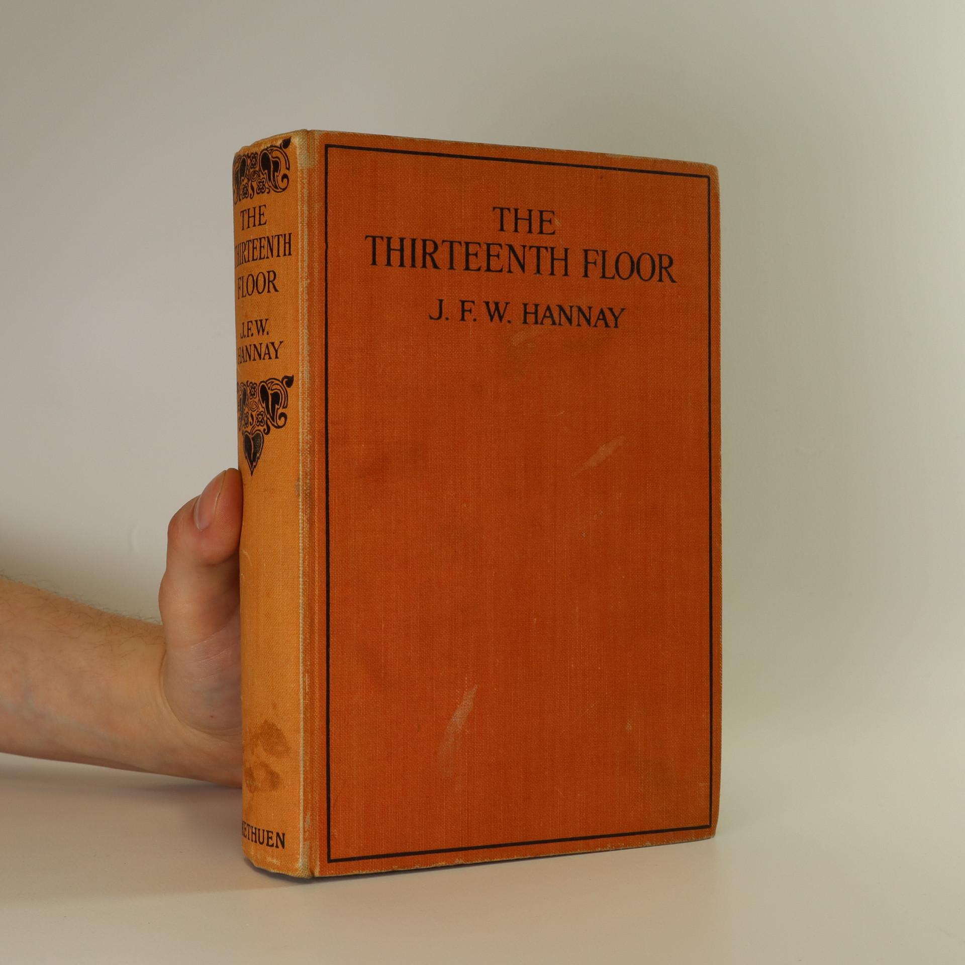 antikvární kniha The Thirteenth Floor, neuveden