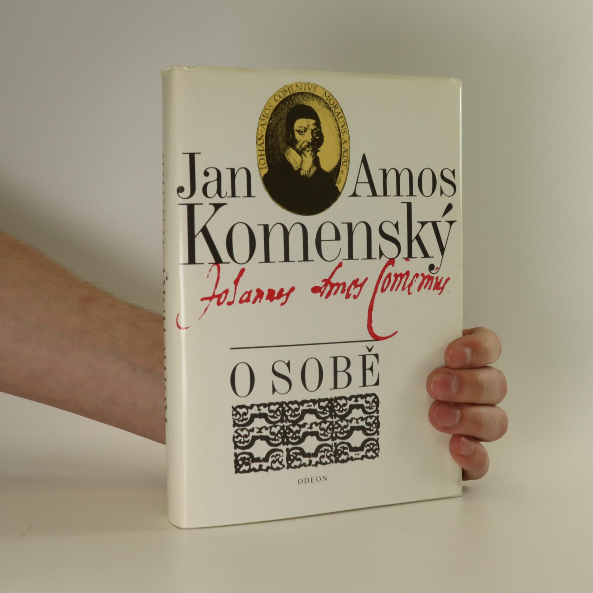 antikvární kniha O sobě, 1987