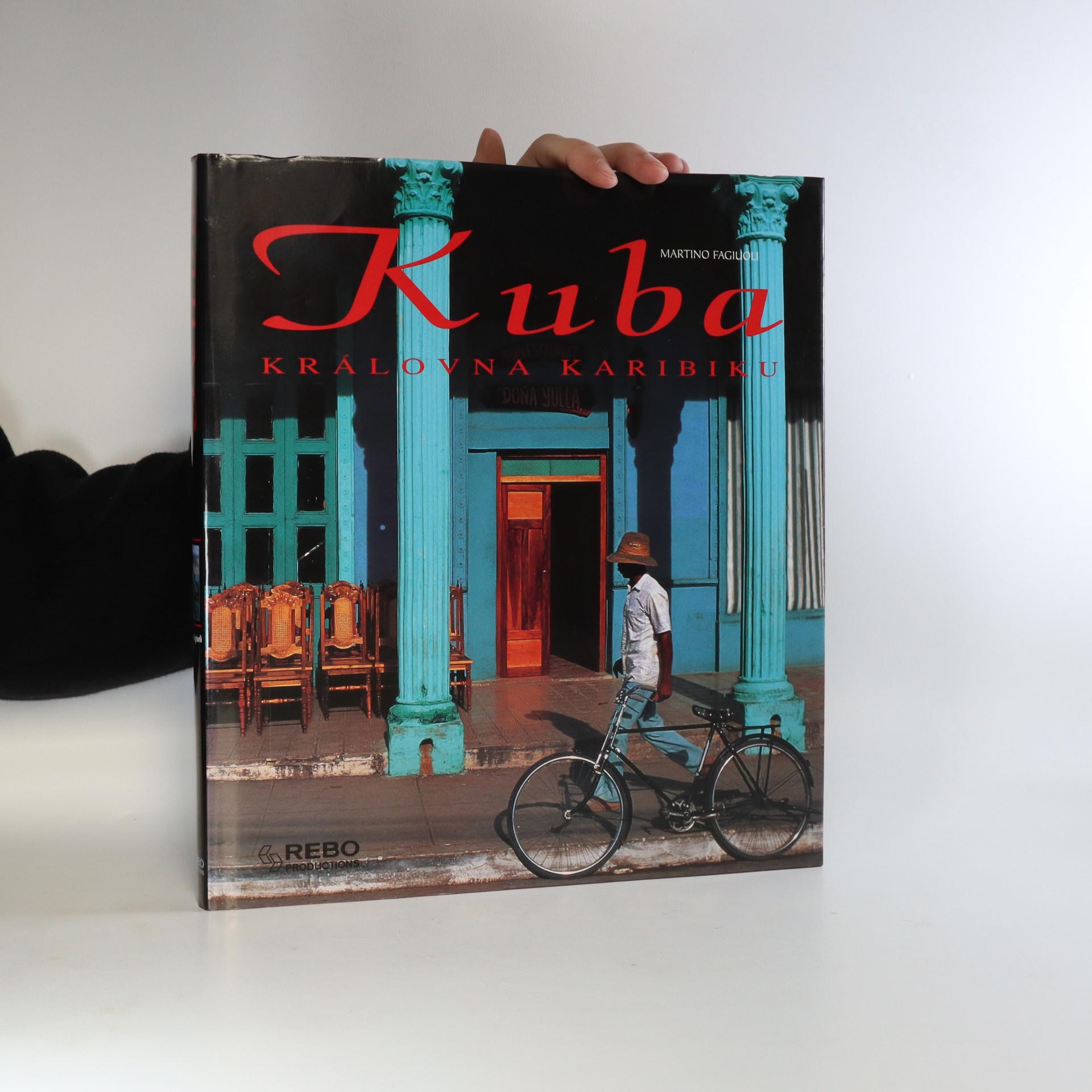 antikvární kniha Kuba. Královna Karibiku., 2005