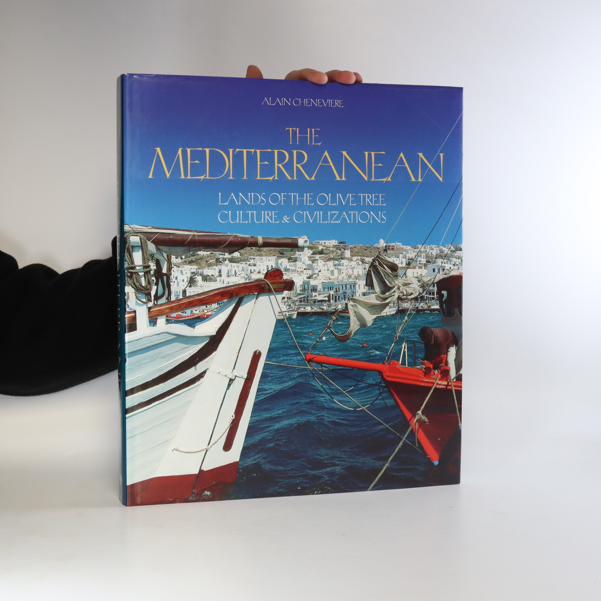 antikvární kniha The Mediterranean. Lands of the olive tree, culture and civilizations., 1997