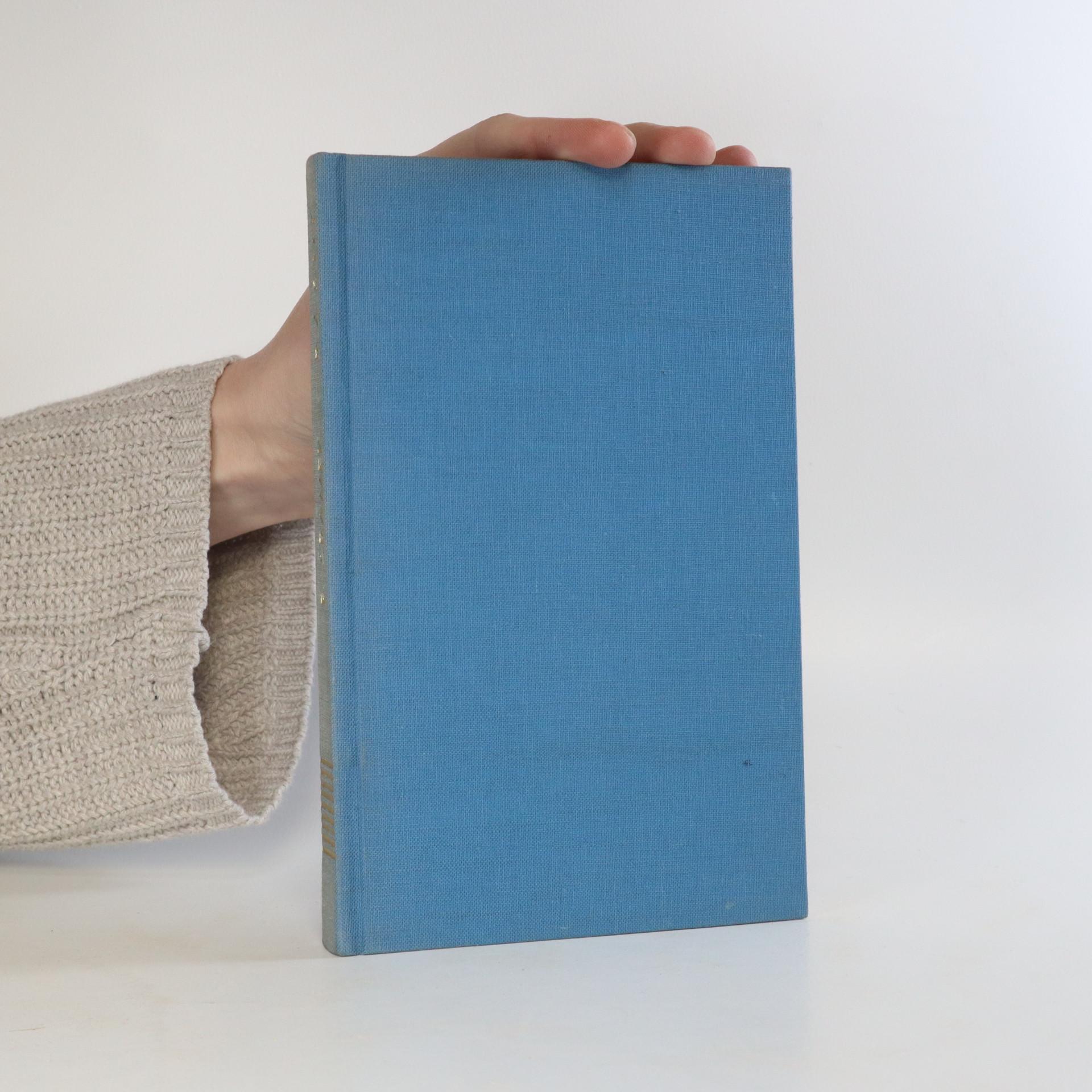 antikvární kniha Básně, 1947