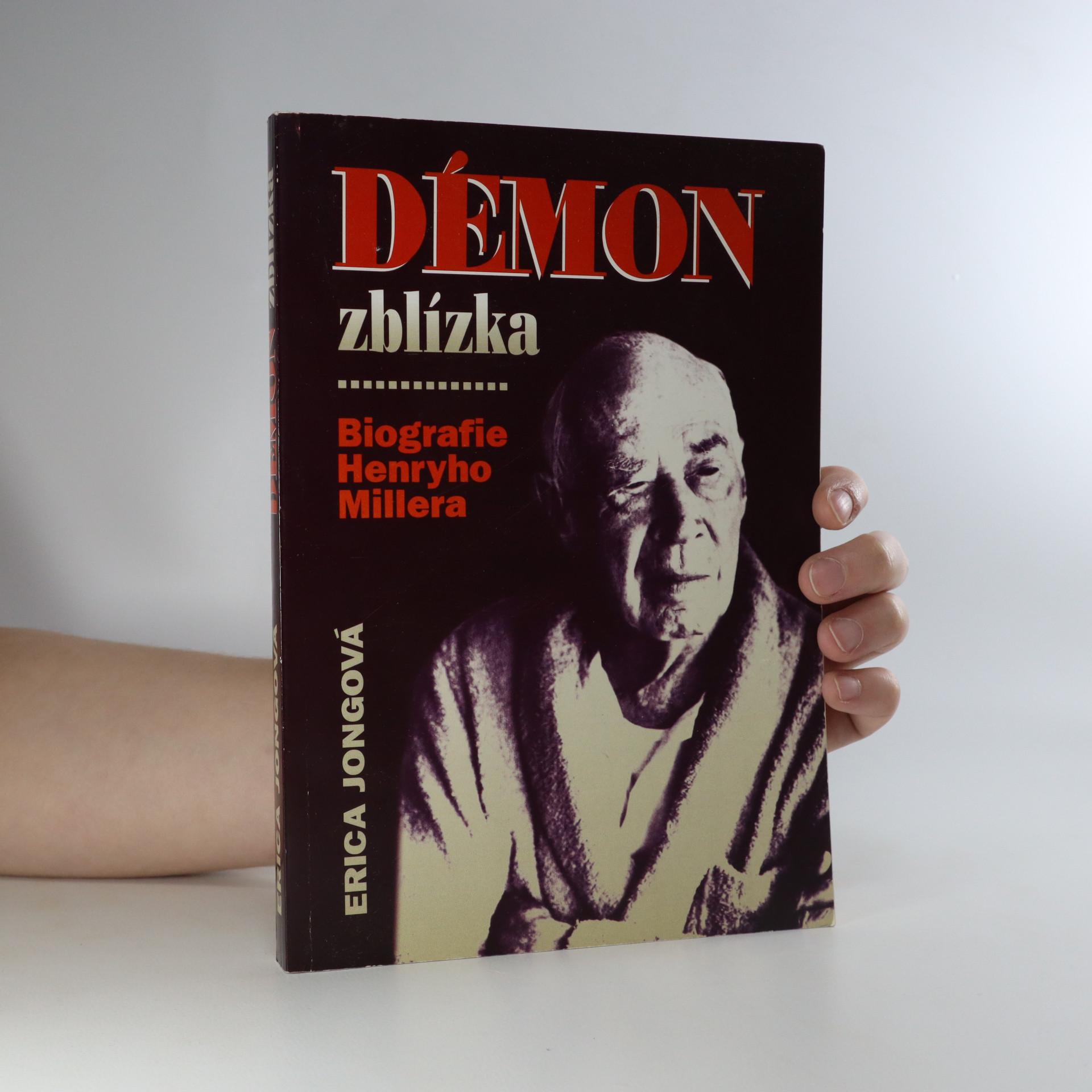 antikvární kniha Démon zblízka. Biografie Henryho Millera, 1994