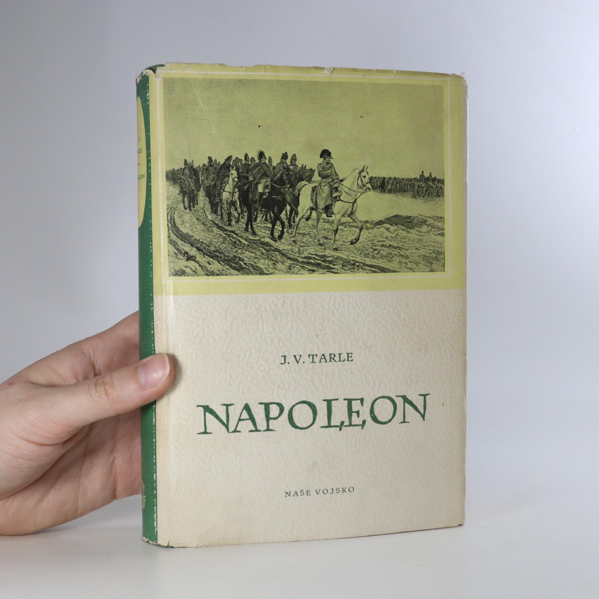 antikvární kniha Napoleon, 1950