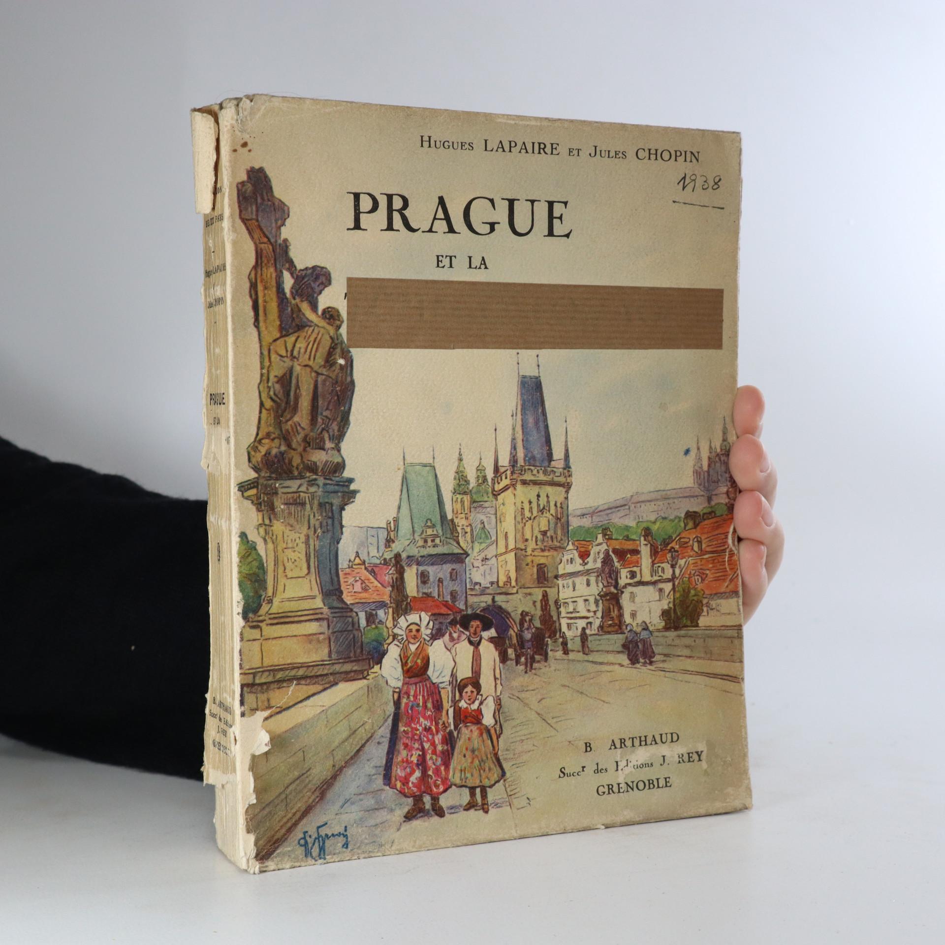 antikvární kniha Prague et la Tchécoslovaquie, 1932