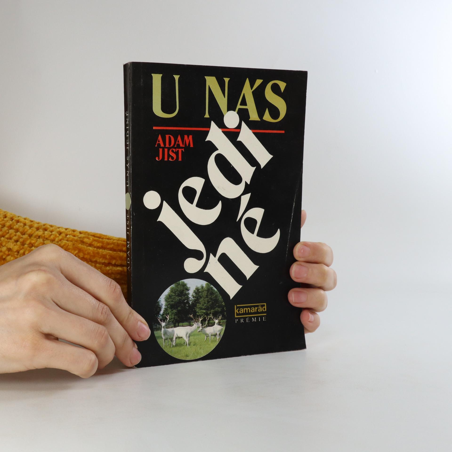 antikvární kniha U nás jediné, 1988