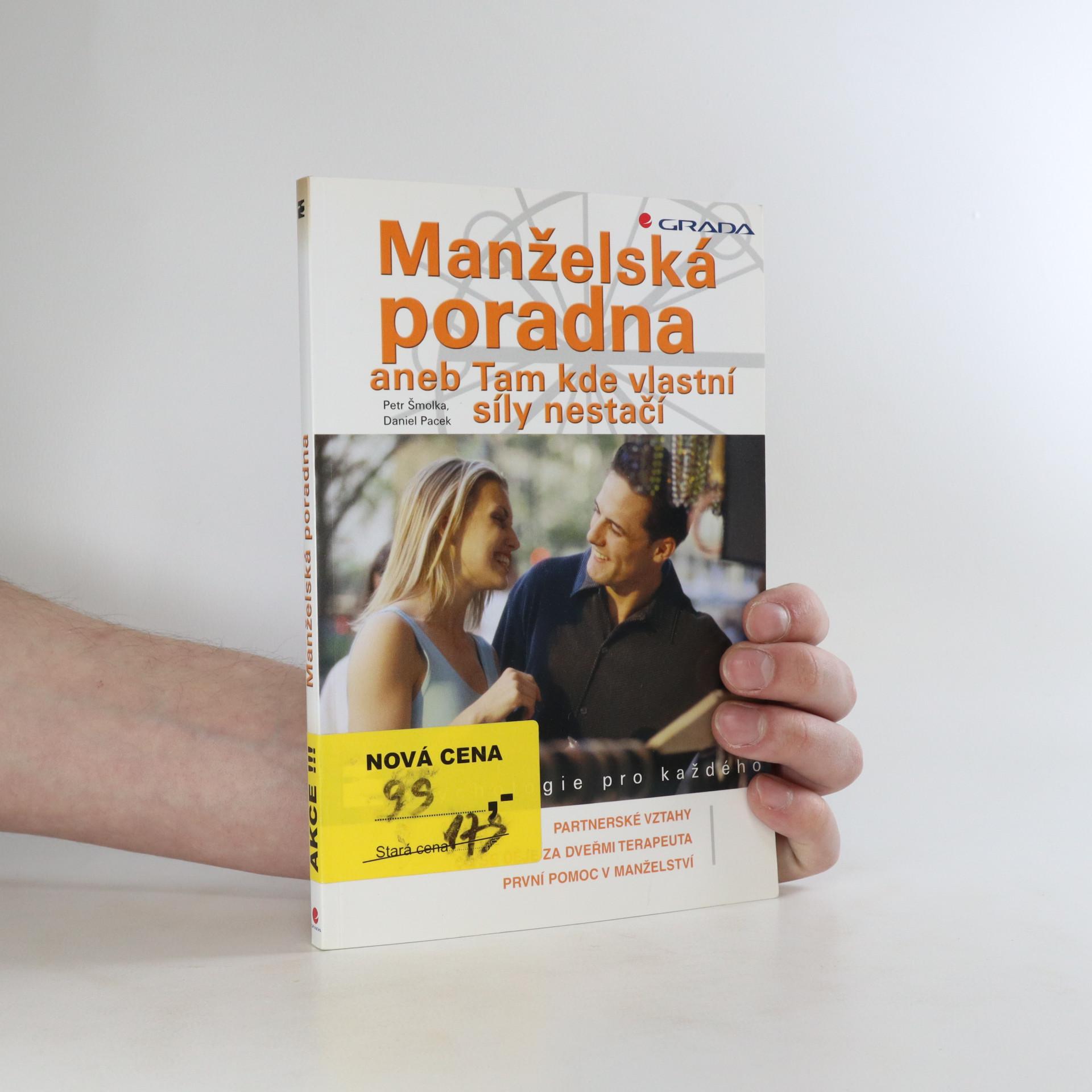 antikvární kniha Manželská poradna, aneb, Tam, kde vlastní síly nestačí, 2007