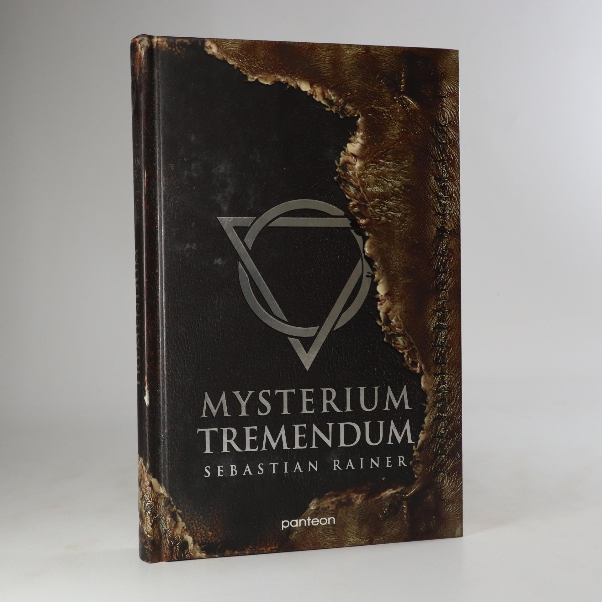 antikvární kniha Mysterium tremendum, neuveden