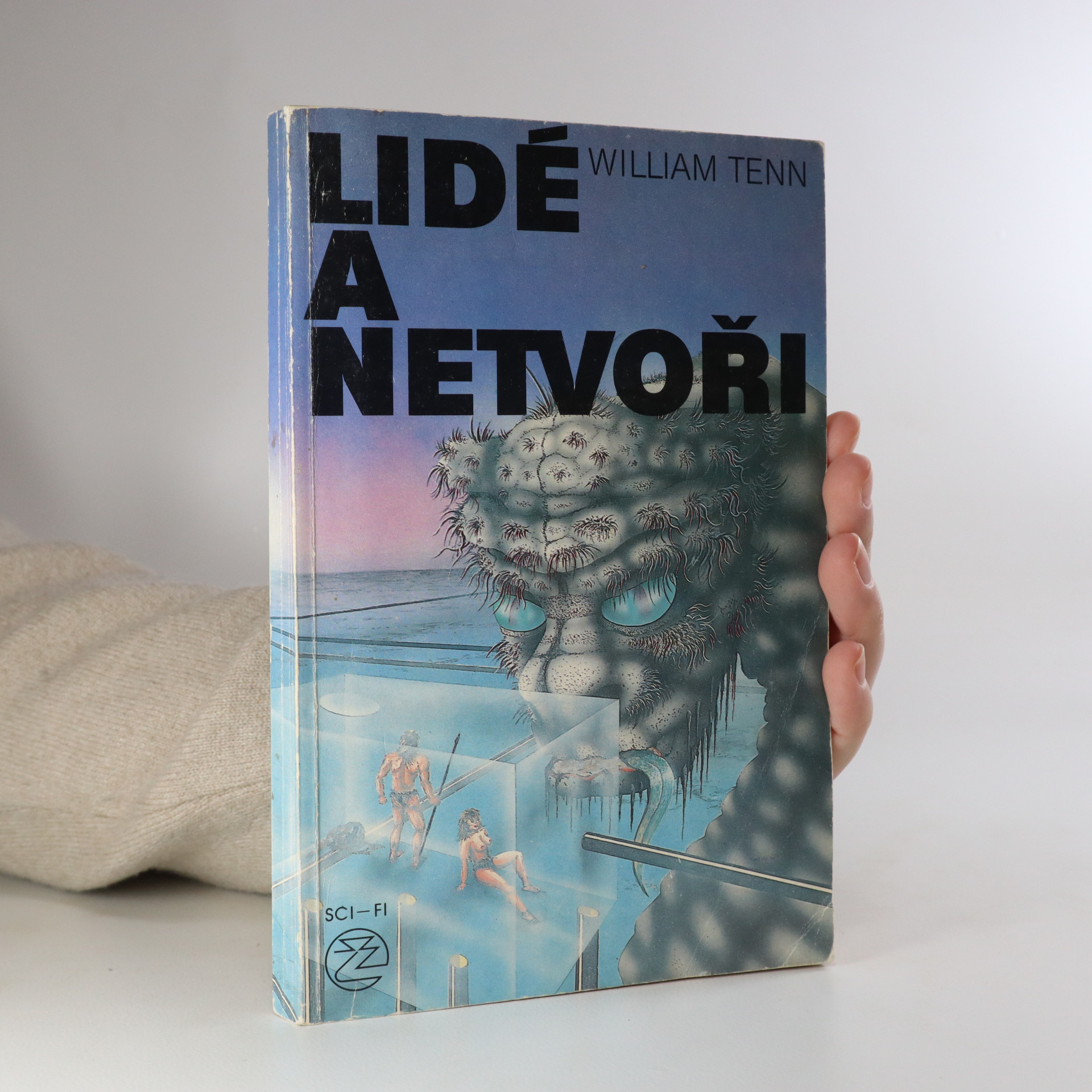 antikvární kniha Lidé a netvoři, 1991