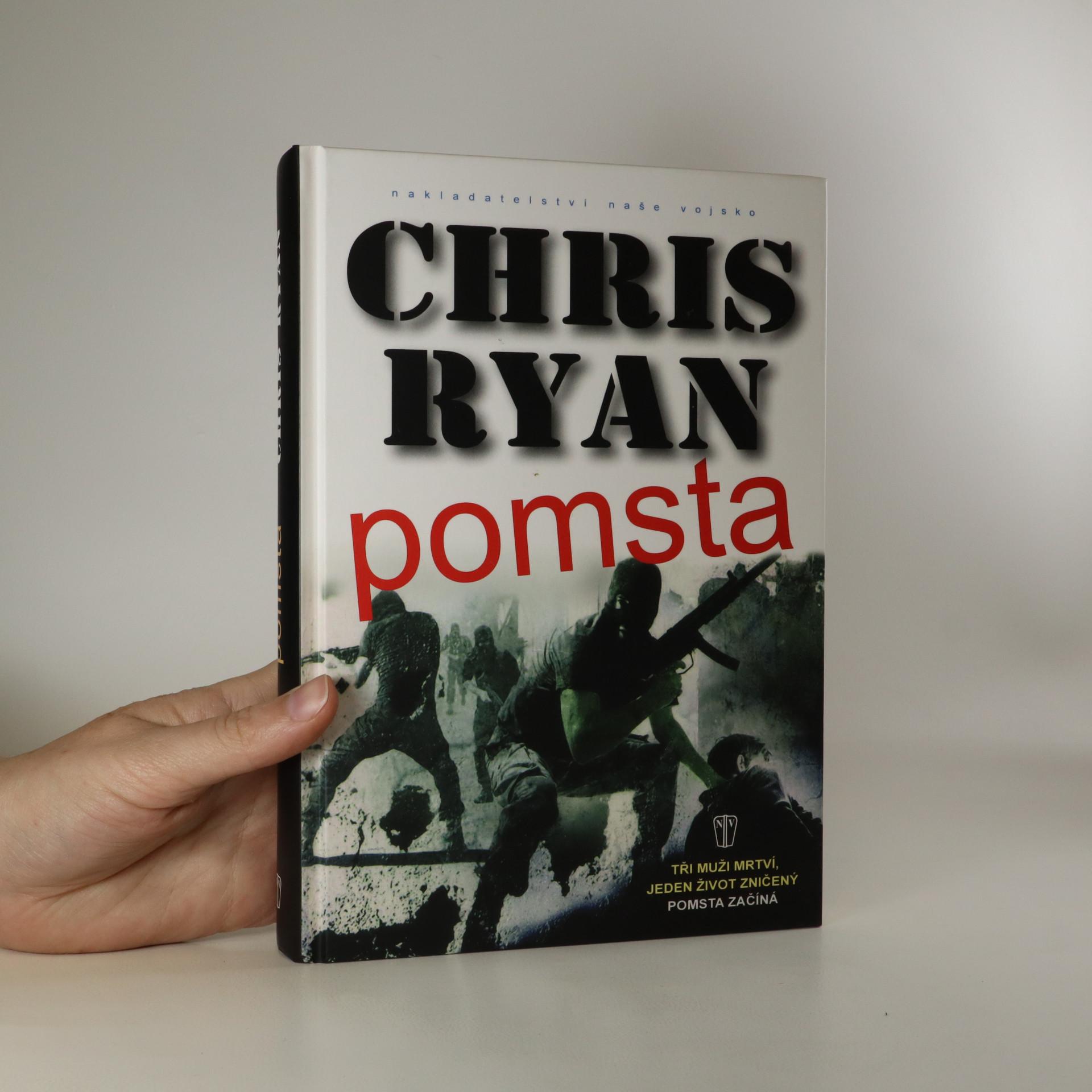 antikvární kniha Pomsta, 2010
