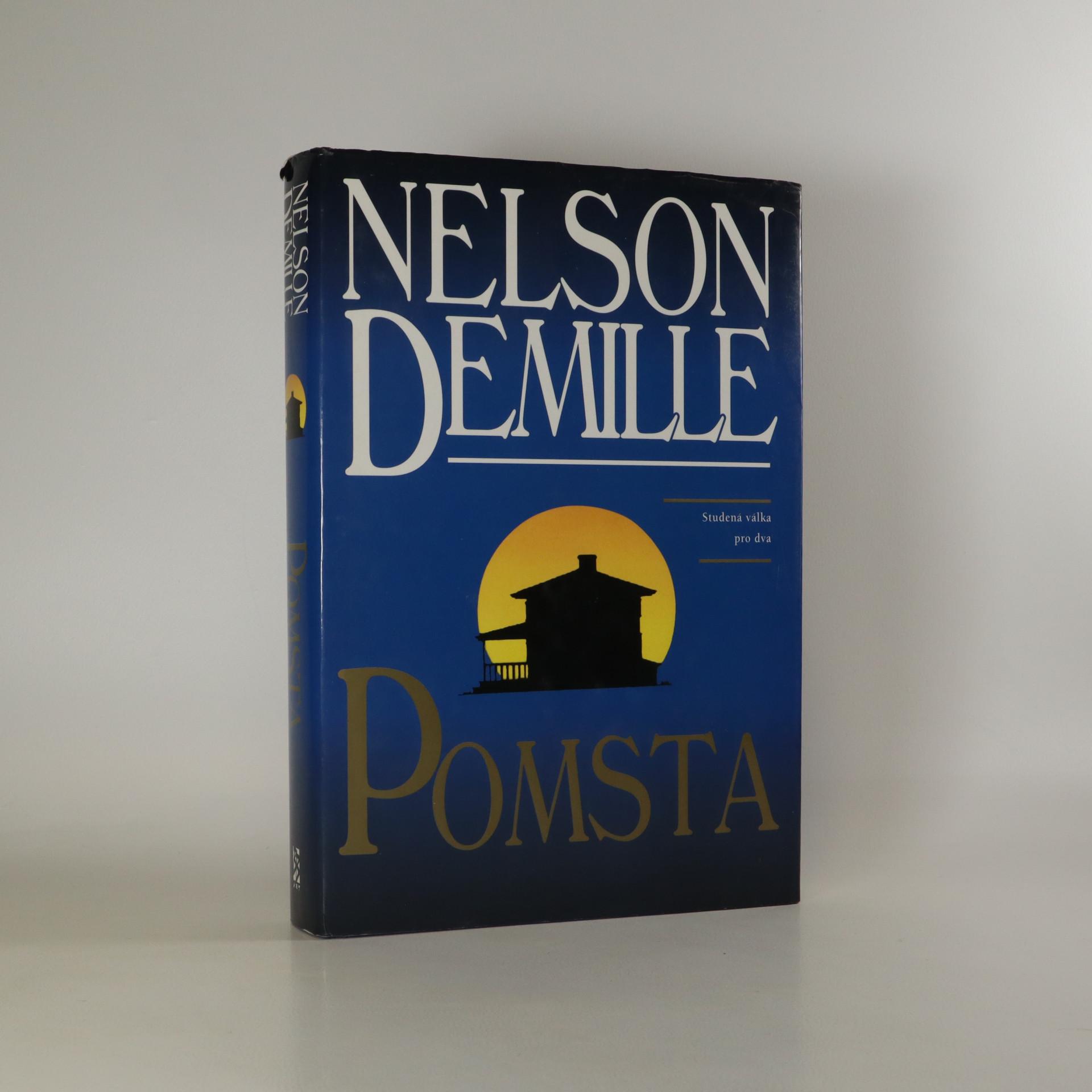 antikvární kniha Pomsta, 2001