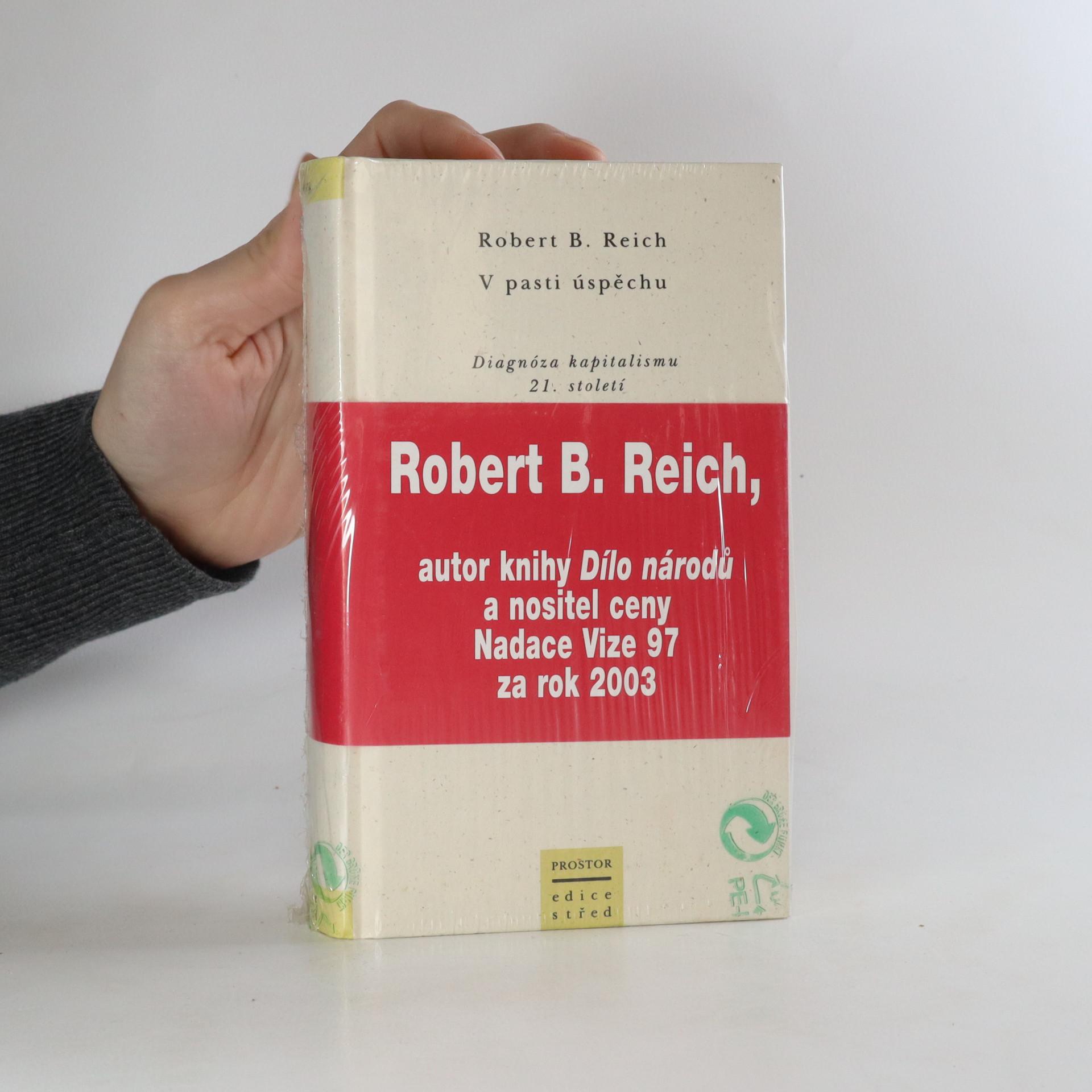 antikvární kniha V pasti úspěchu, 2003