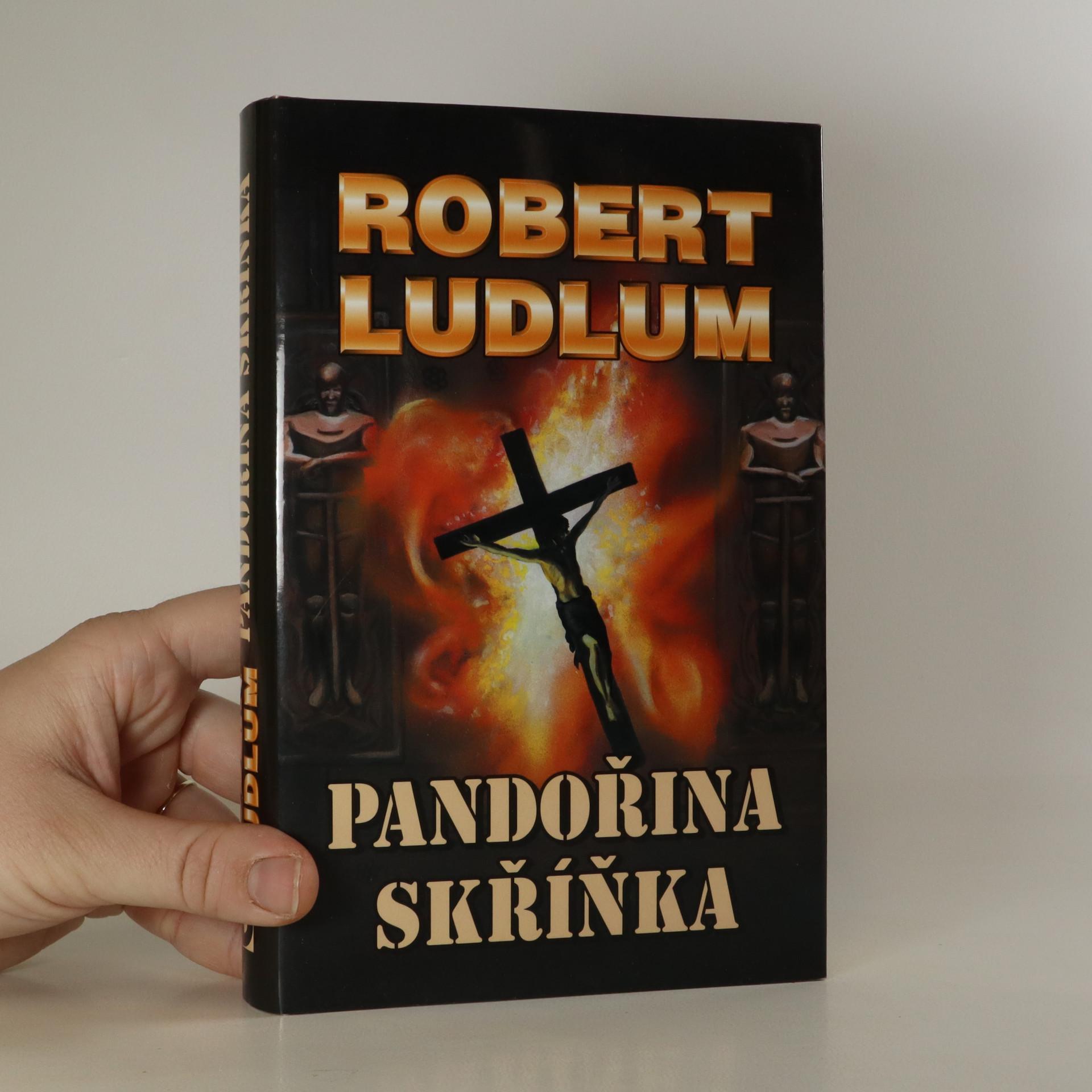 antikvární kniha Pandořina skříňka, 2002