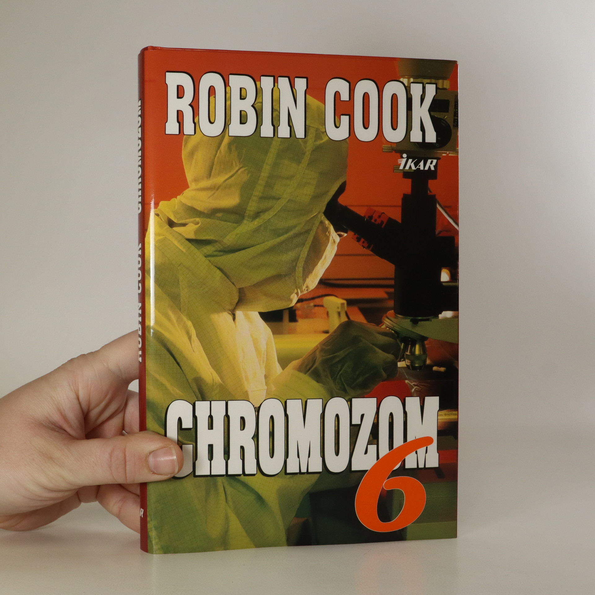antikvární kniha Chromozom 6, 1997