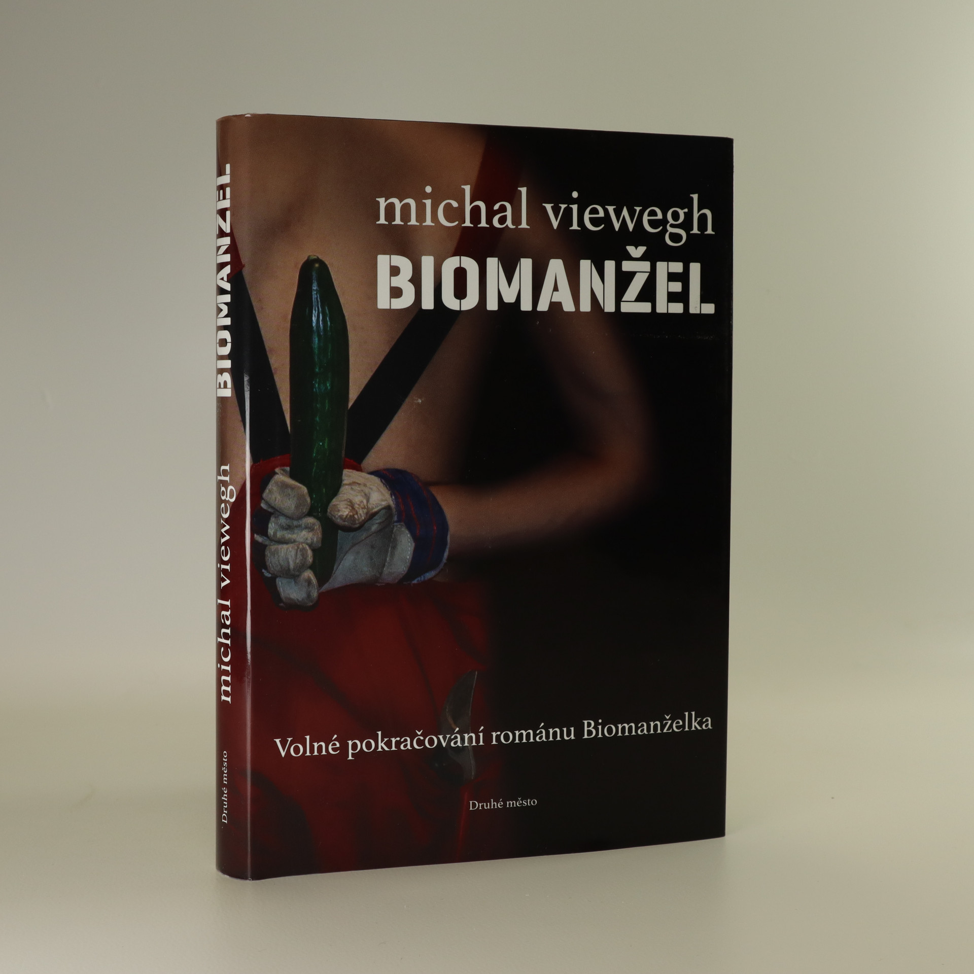 antikvární kniha Biomanžel, 2015