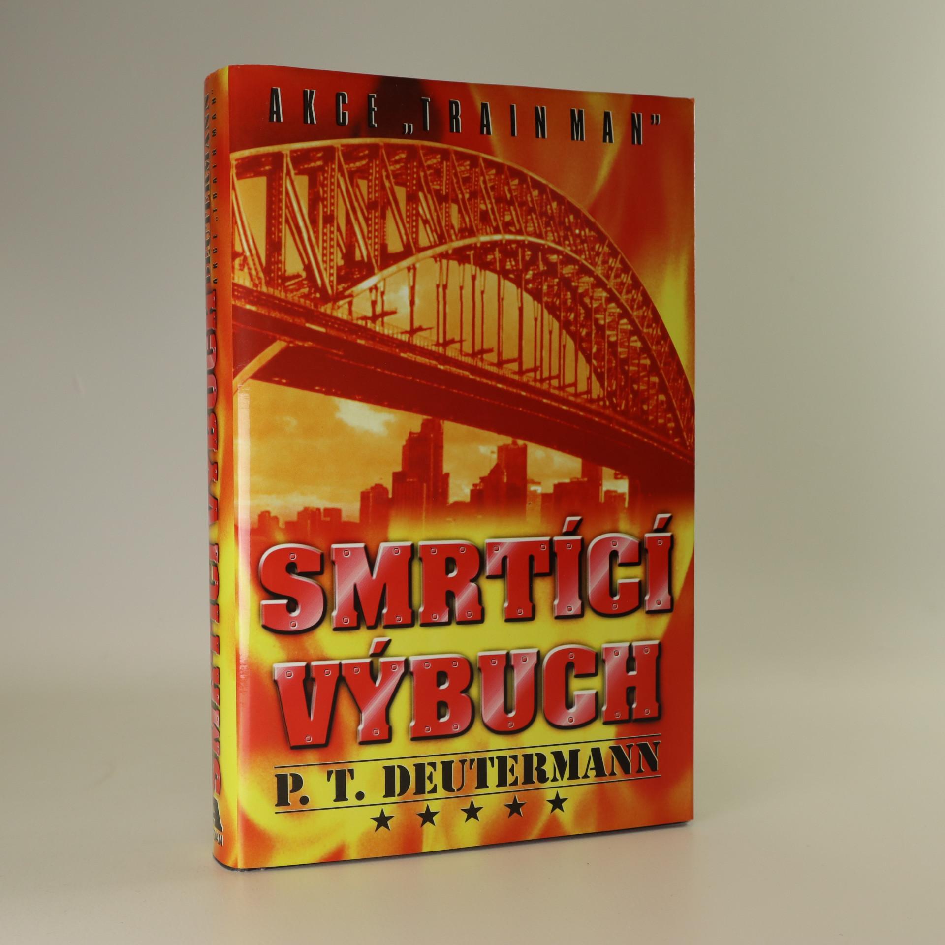 antikvární kniha Smrtící výbuch, 2001