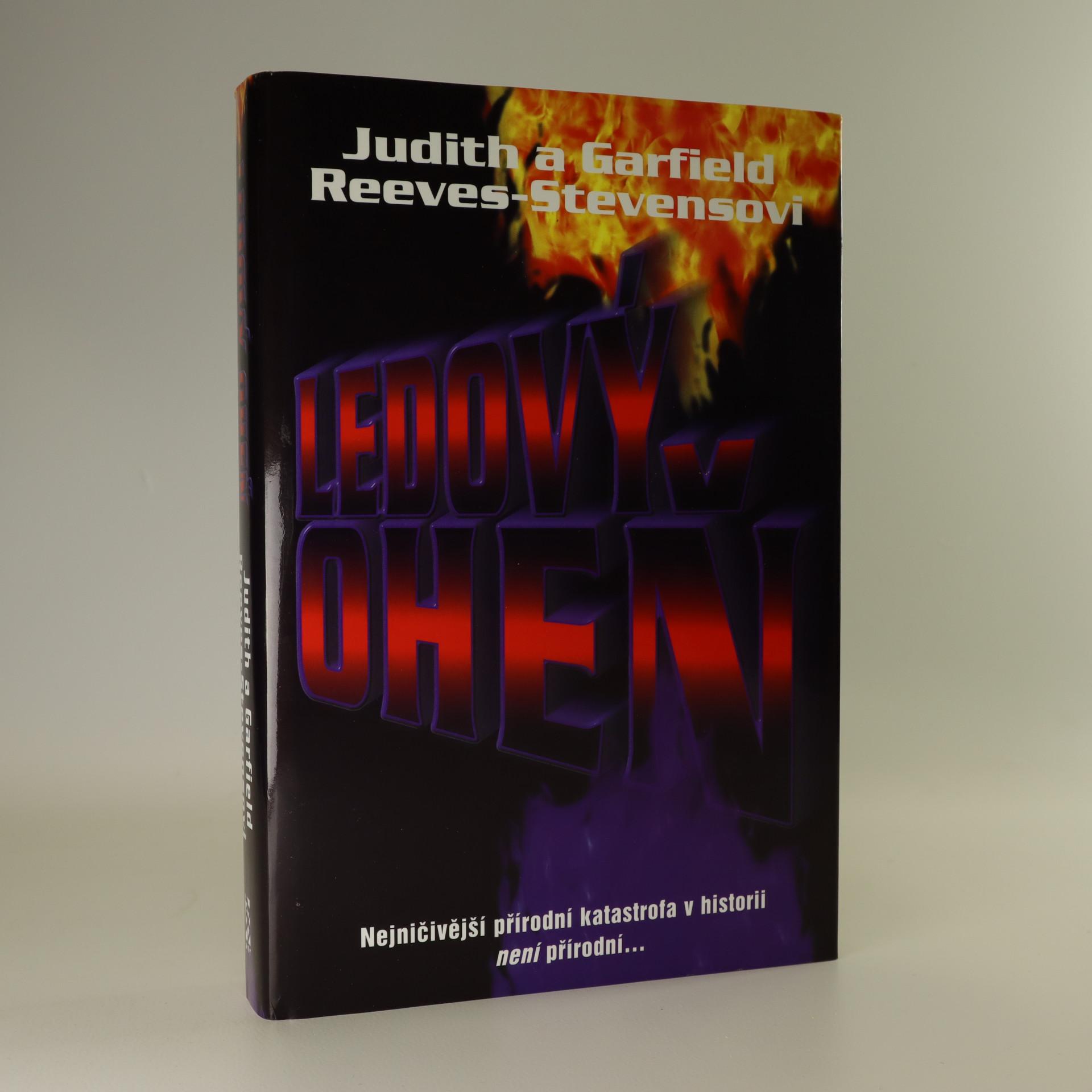 antikvární kniha Ledový oheň, 1999