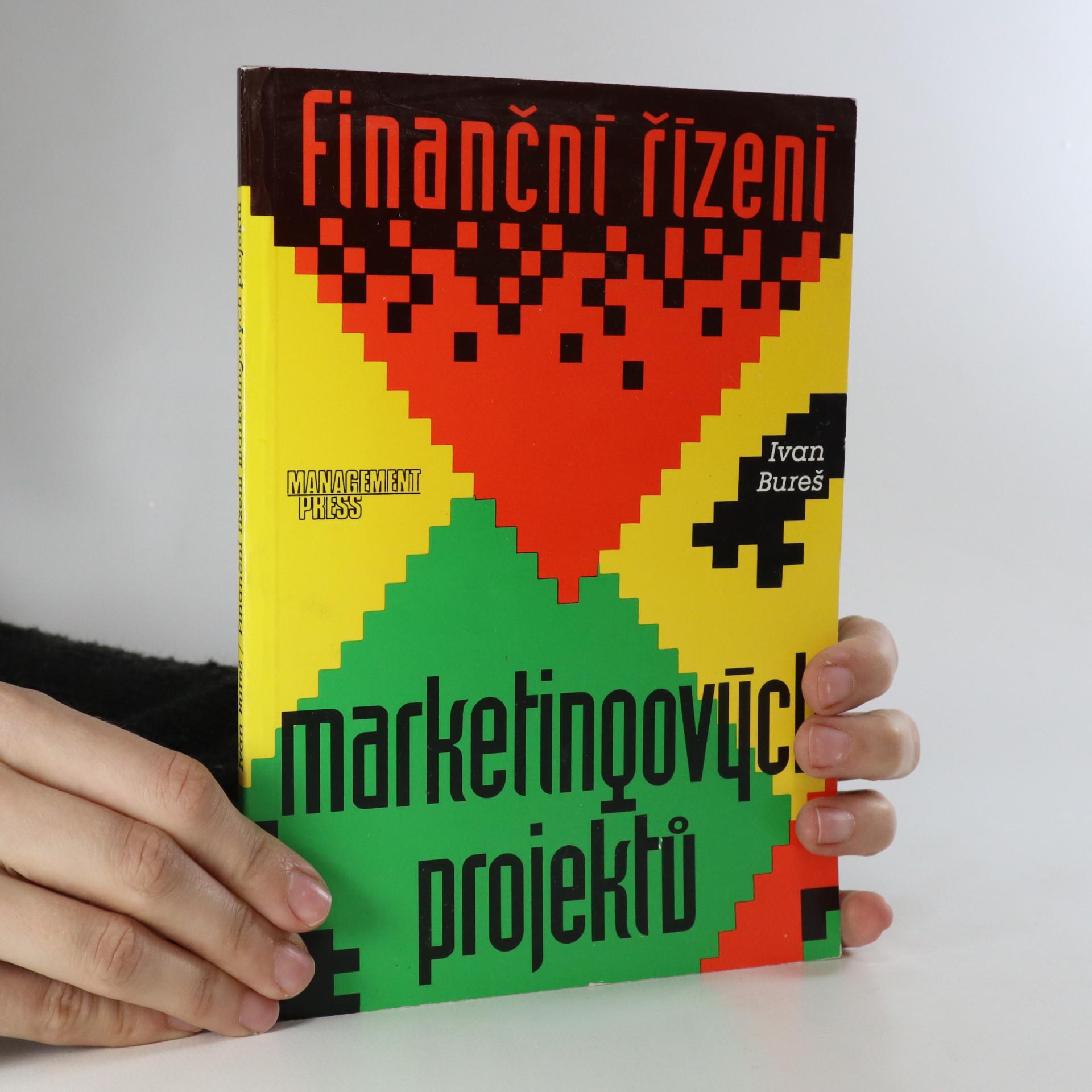 antikvární kniha Finanční řízení marketingových projektů, 1994
