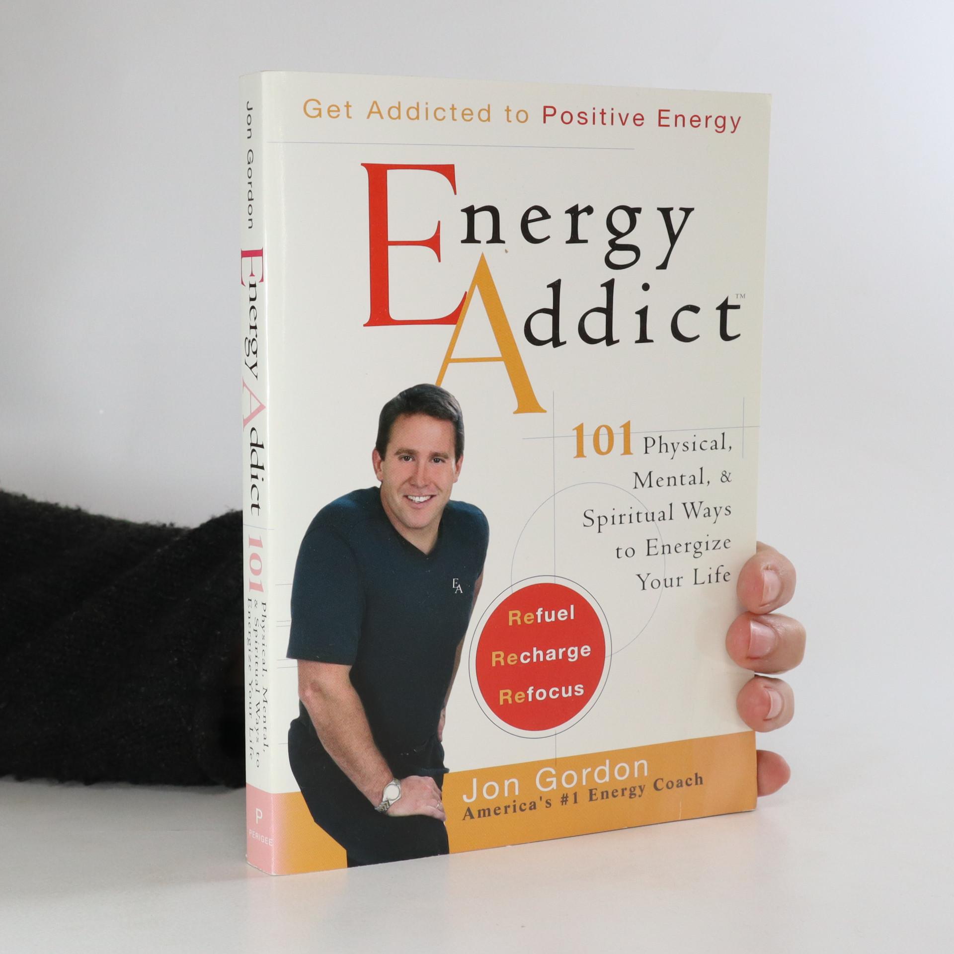 antikvární kniha Energy Addict, neuveden