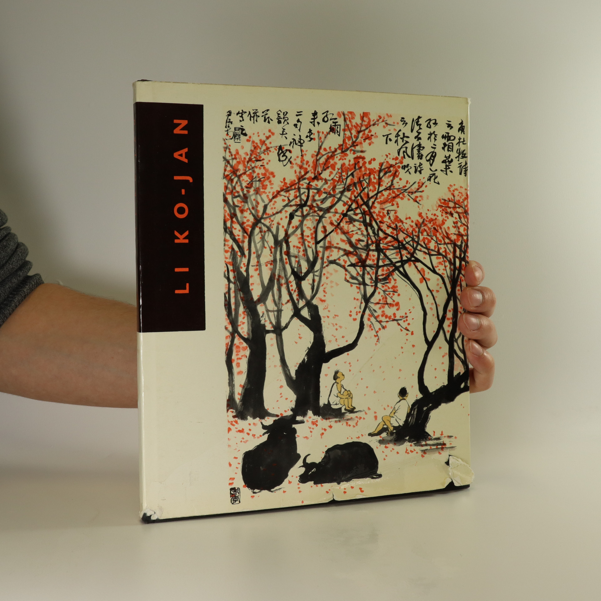 antikvární kniha Li Ko-jan, 1963