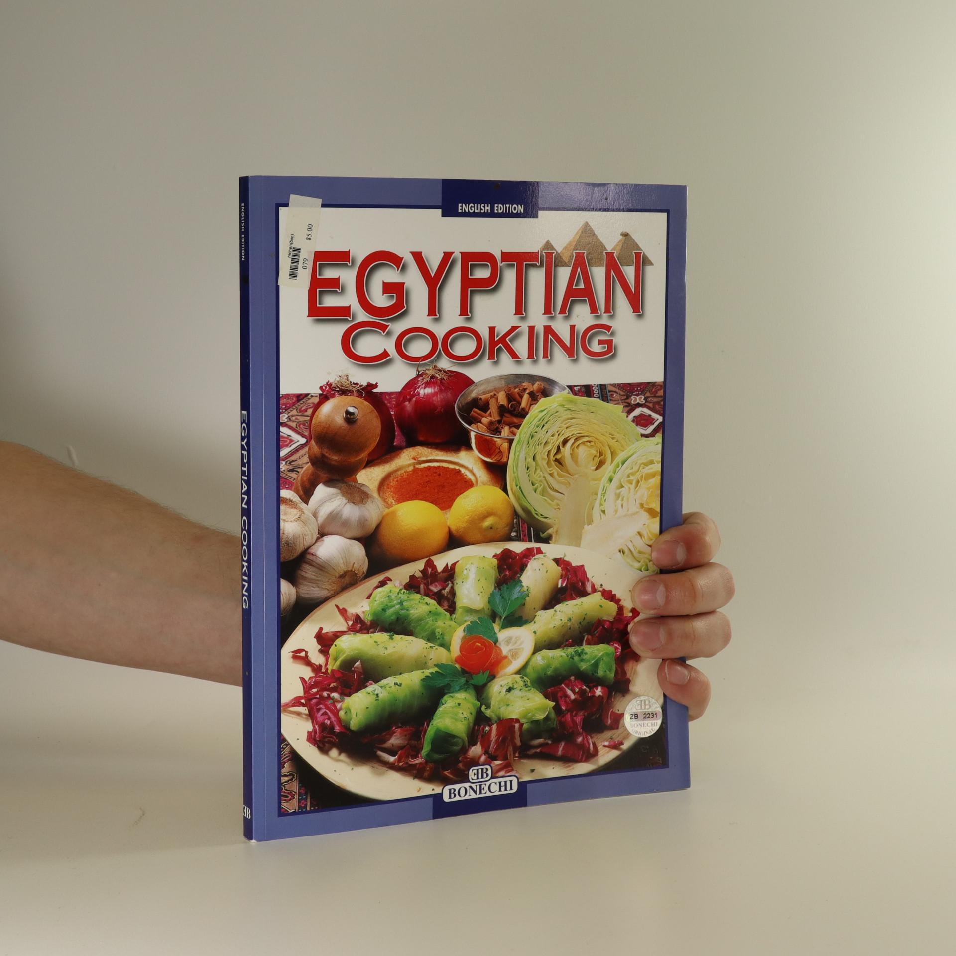antikvární kniha Egyptian Cooking, neuveden