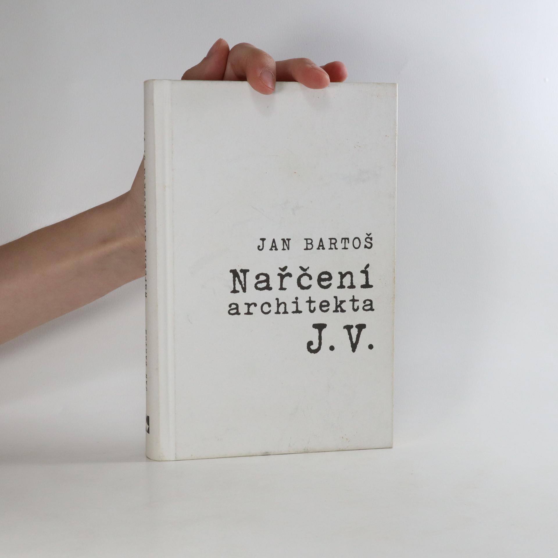 antikvární kniha Nařčení architekta J.V., 2011