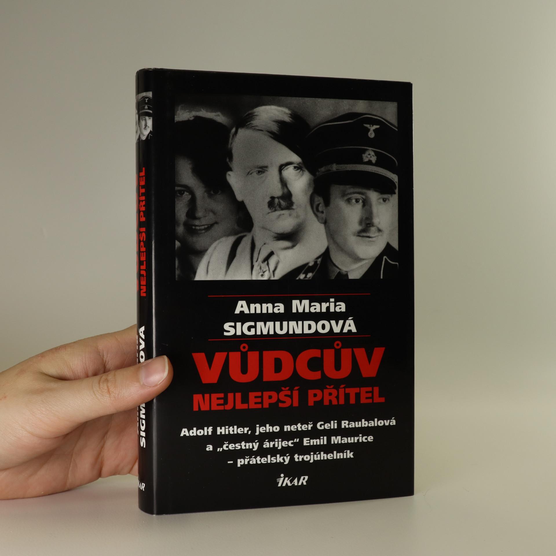 antikvární kniha Vůdcův nejlepší přítel, 2005
