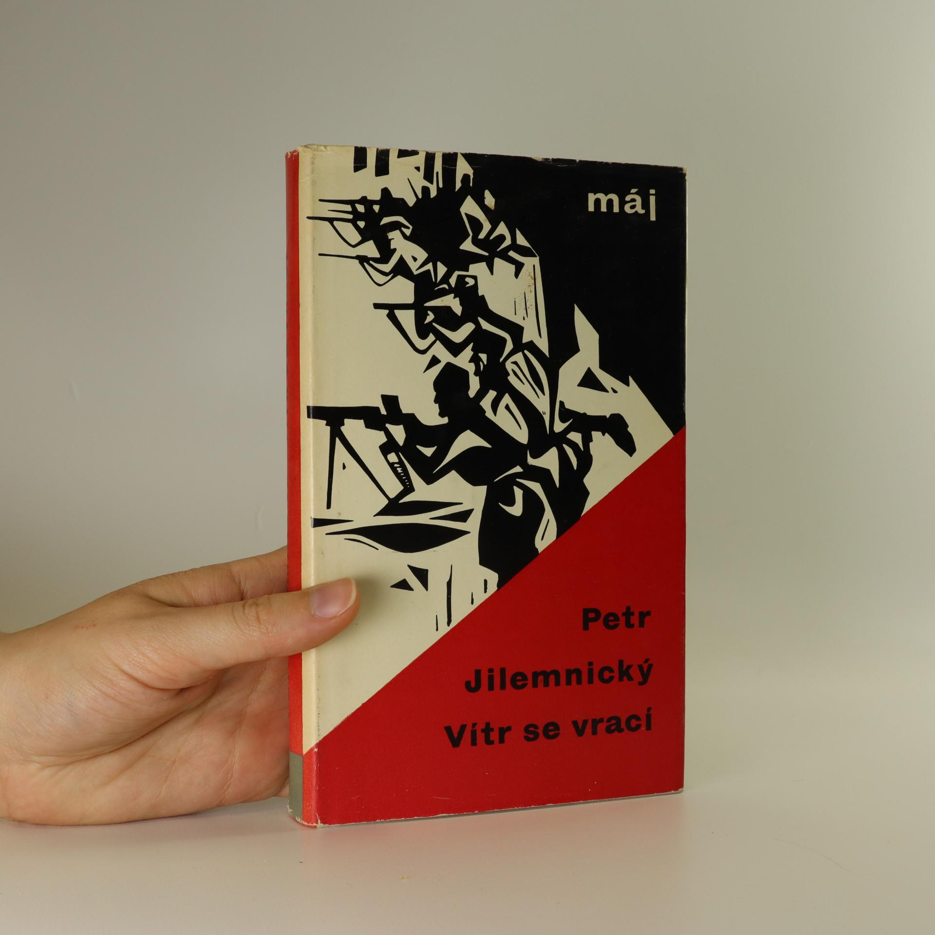 antikvární kniha Vítr se vrací, 1964