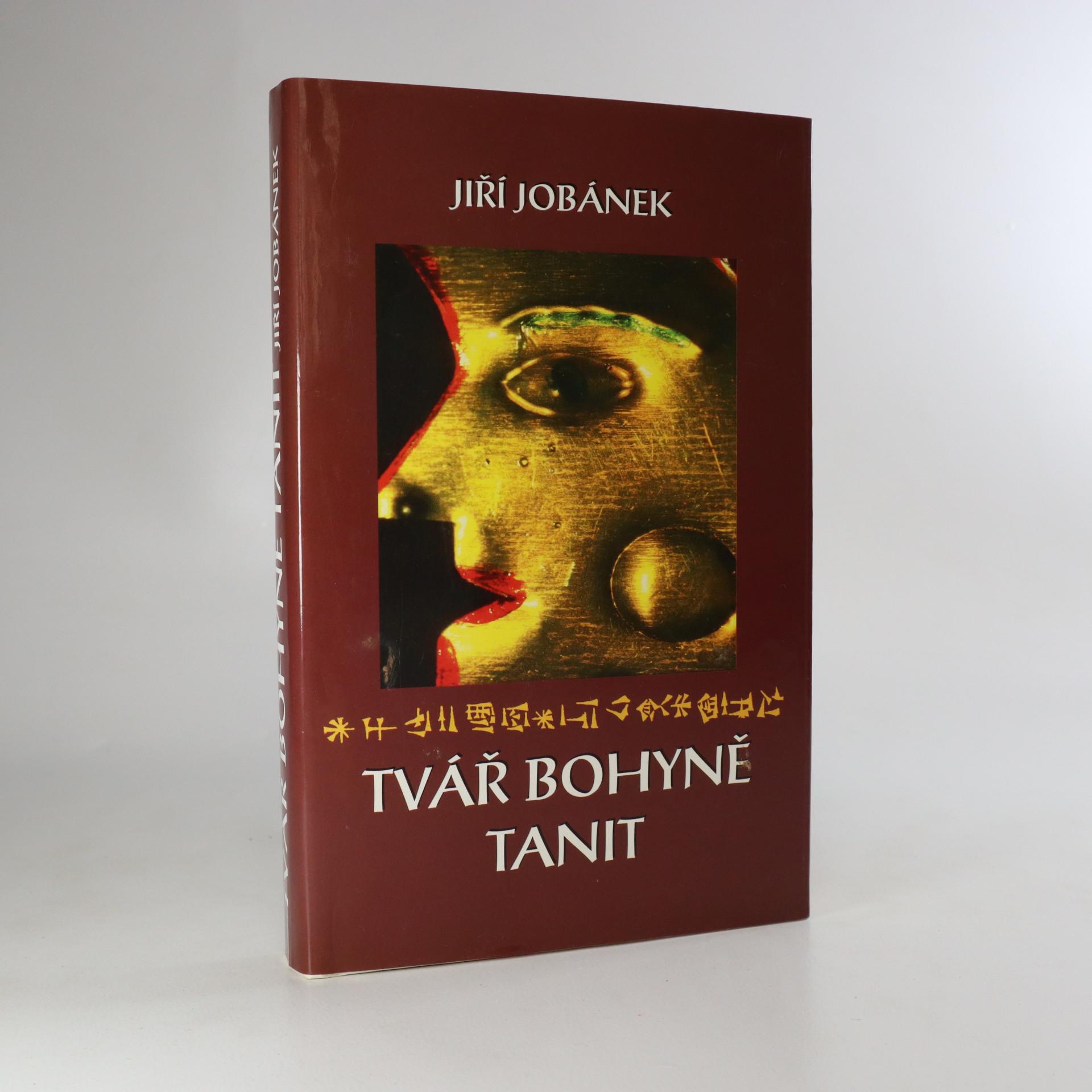 antikvární kniha Tvář bohyně Tanit, 1996
