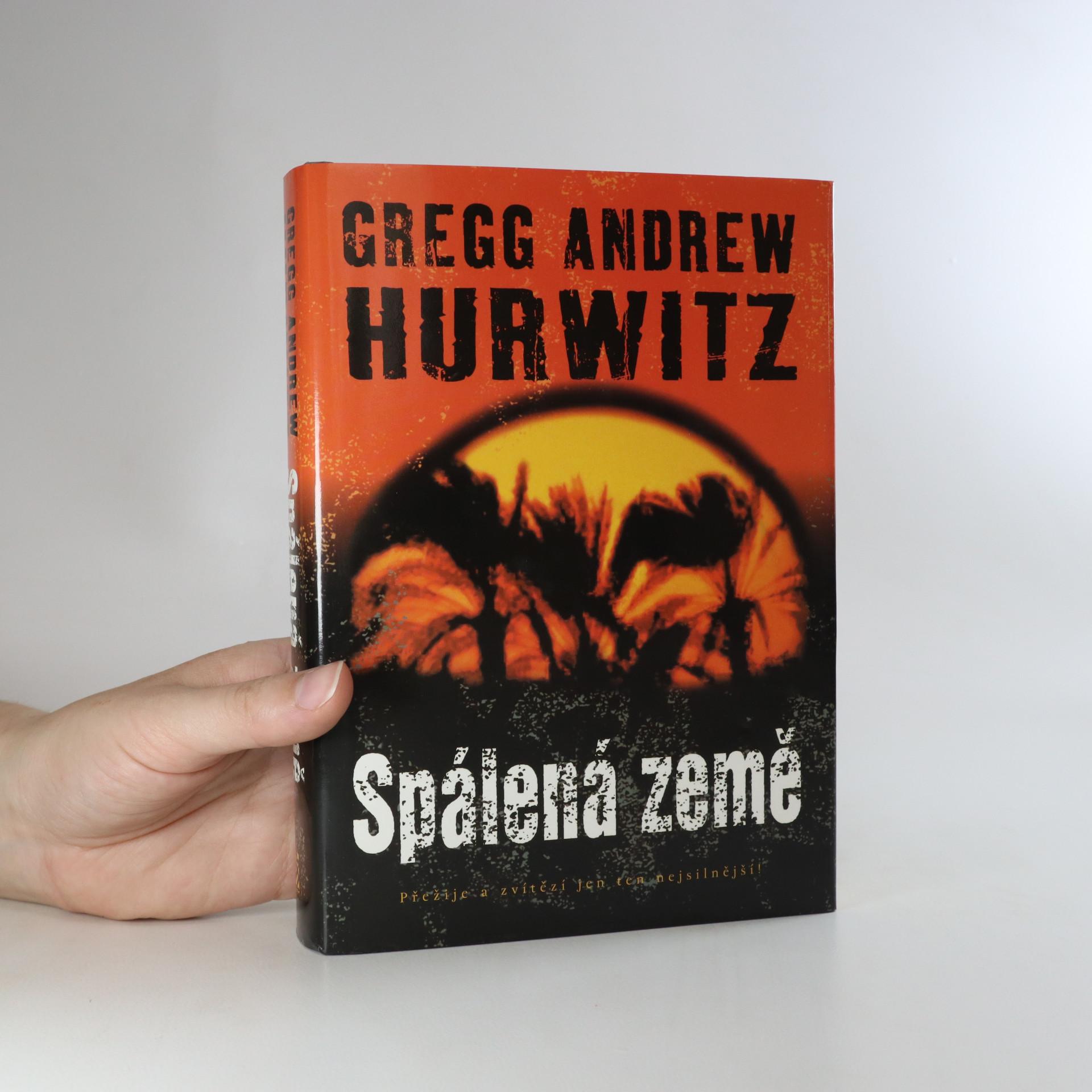 antikvární kniha Spálená země, 2002