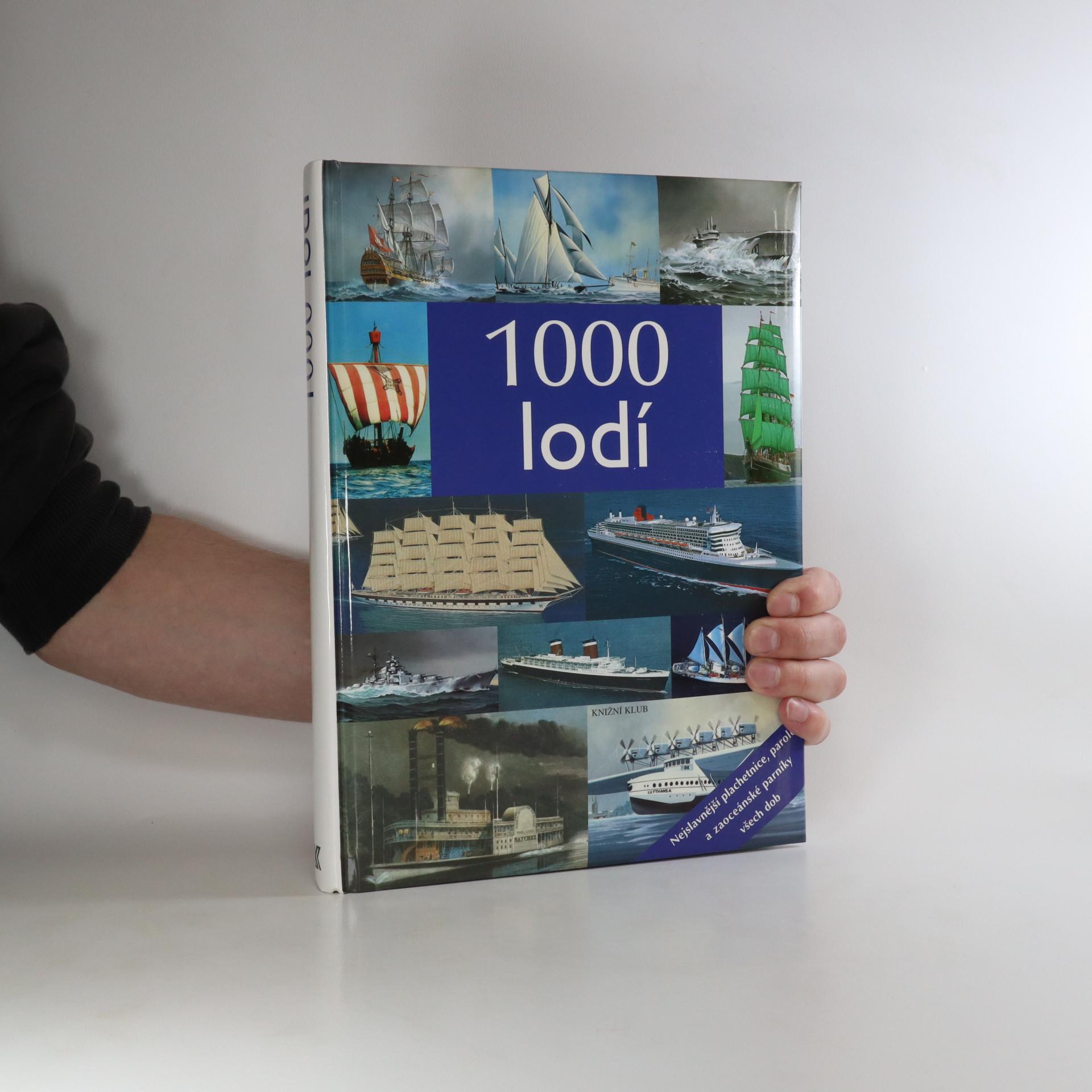 antikvární kniha 1000 lodí, 2007