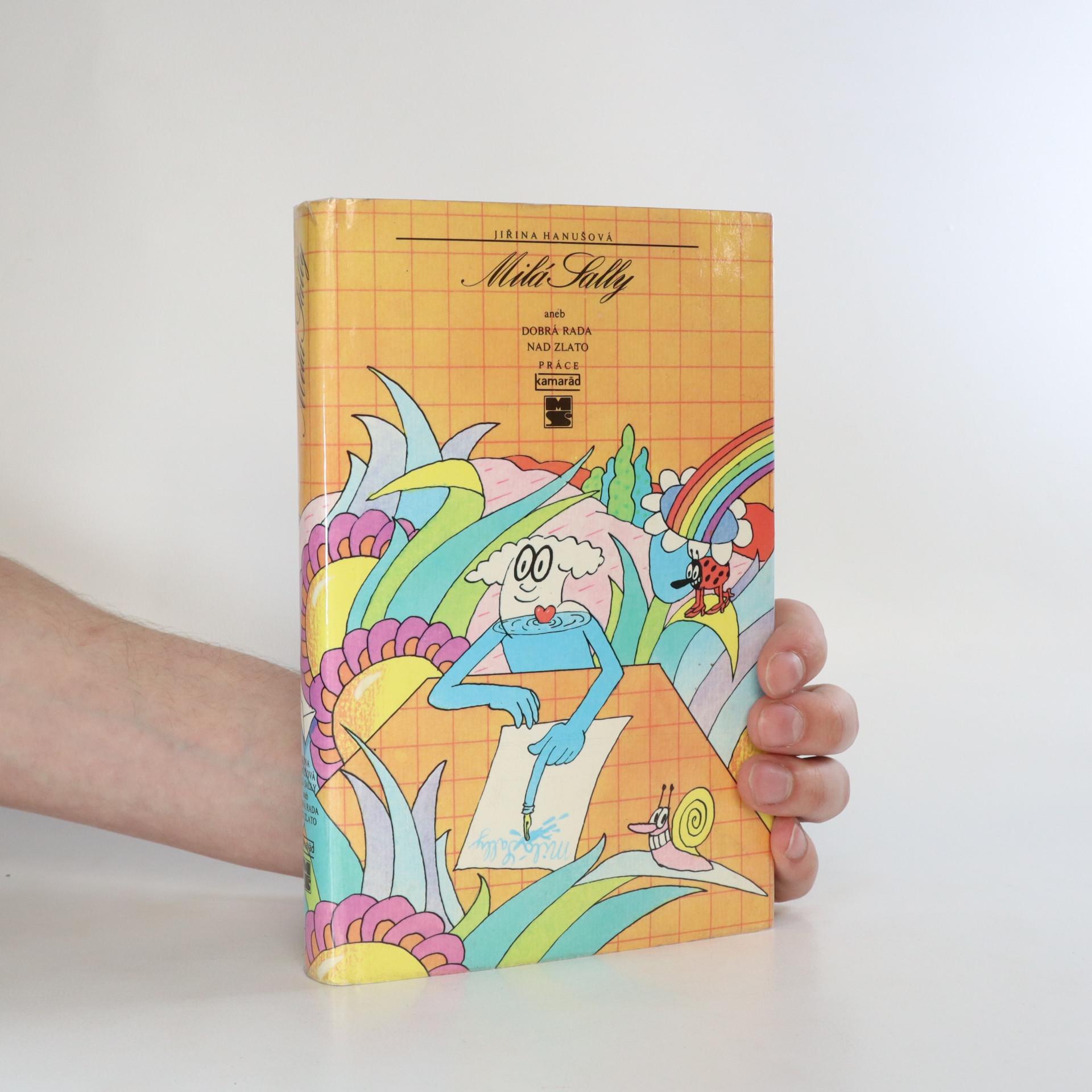 antikvární kniha Milá Sally, aneb, Dobrá rada nad zlato, 1988