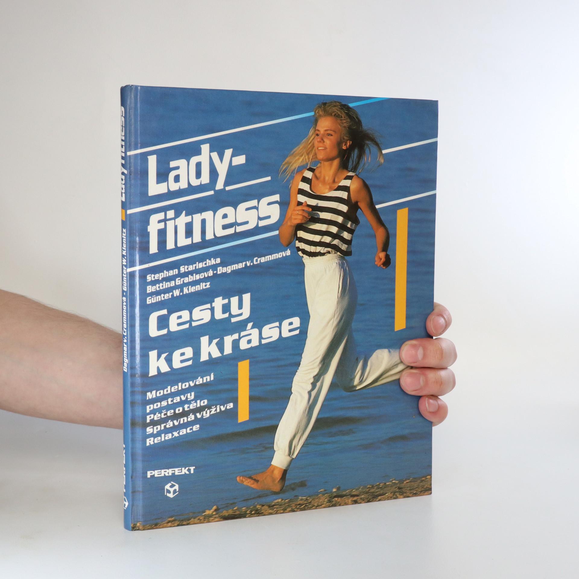 antikvární kniha Lady fitness. Cesty ke kráse, 1993