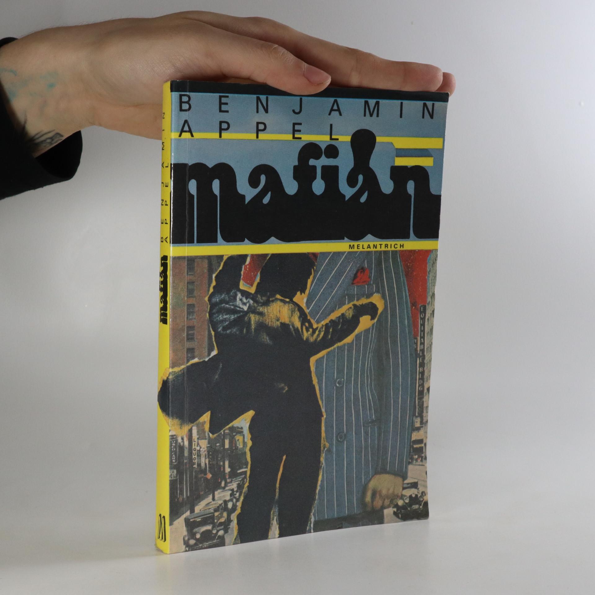 antikvární kniha Mafián, 1991