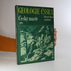 náhled knihy - Geologie ČSSR I. Český masív