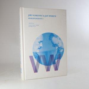 náhled knihy - Korespondence I