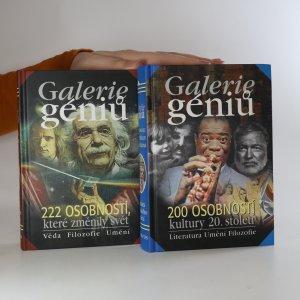 náhled knihy - Galerie géniů (2 svazky, viz foto)