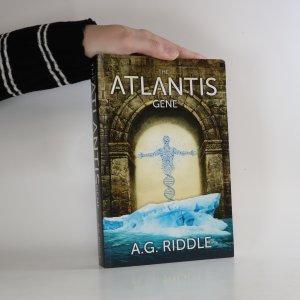 náhled knihy - The Atlantis Gene. The Origin Mystery (Book 1)