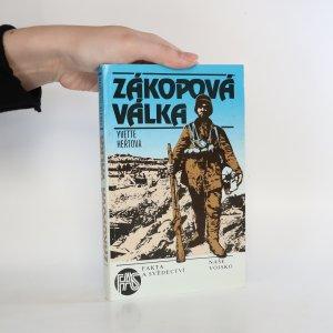 náhled knihy - Zákopová válka