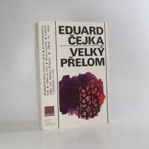 náhled knihy - Velký přelom (Válečná léta 1942-1943)