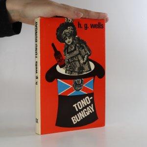 náhled knihy - Tono-Bungay