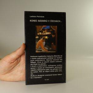 antikvární kniha Konec básníků v Čechách..., 1993