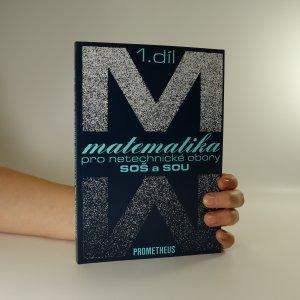 náhled knihy - Matematika pro netechnické obory SOŠ a SOU. 1. díl