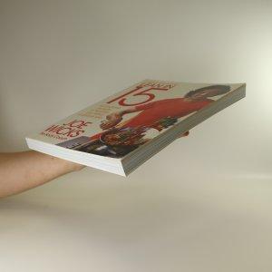 antikvární kniha Lean in 15, 2016