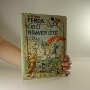 náhled knihy - Ferda cvičí mraveniště (1. vydání)