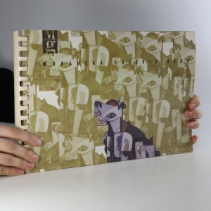 náhled knihy - České umění 20. století ze sbírek Moravské galerie