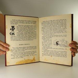 antikvární kniha Veselé příhody kozy Lujzy a kocoura Bobka (2. vydání, převazba), 1948