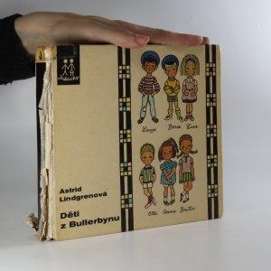 náhled knihy - Děti z Bullerbynu (poškozený hřbet)