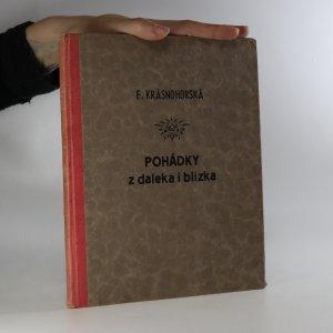 náhled knihy - Pohádky z daleka i blízka