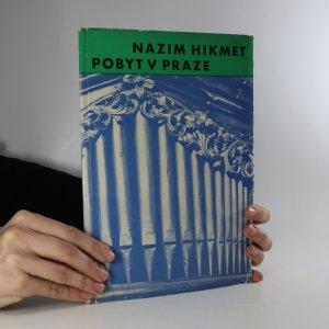 náhled knihy - Pobyt v Praze. Cyklus básní